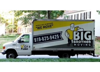 Cary moving company Big Brother Moving, LLC
