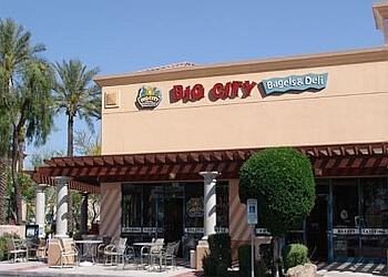 Scottsdale bagel shop Big City Bagels & Deli