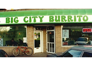 Fort Collins mexican restaurant Big City Burrito