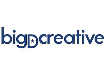 Dallas web designer Big D Creative
