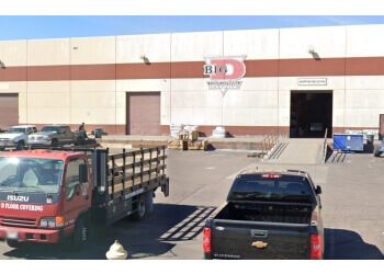 Phoenix flooring store Big D Floor Covering Supplies