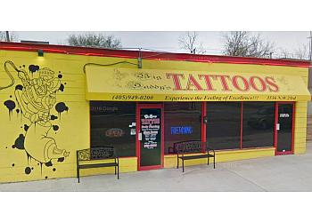 Oklahoma City tattoo shop Big Daddy's Tattoos