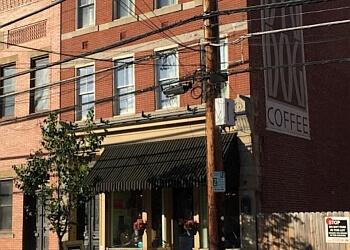 Pittsburgh cafe Big Dog Coffee