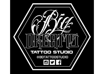 Stamford tattoo shop Big Dreams Studio