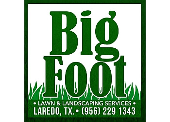 Laredo lawn care service Big Foot Lawn & Landscaping Services