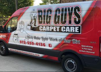 Irving carpet cleaner Big Guys Carpet Care