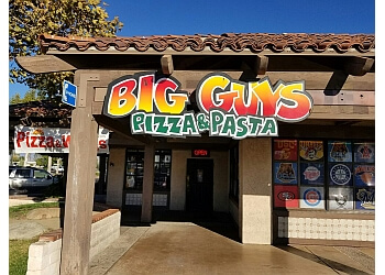 Moreno Valley pizza place Big Guy's Pizza, Pasta & Sports Bar