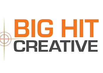 Garland web designer Big Hit Creative Group