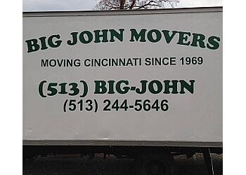 Cincinnati moving company Big John Movers
