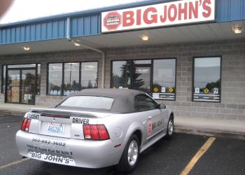 Vancouver driving school Big John's Driving School