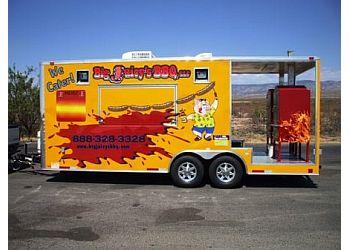 Lafayette food truck Big Juicy's BBQ