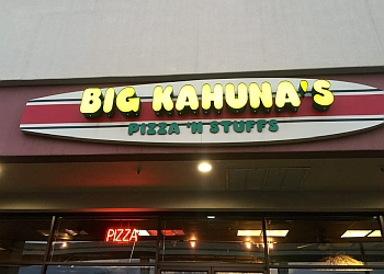 Honolulu pizza place Big Kahuna's Pizza