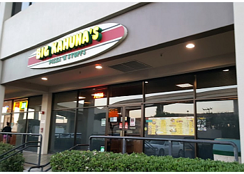 Honolulu pizza place Big Kahuna's Pizza