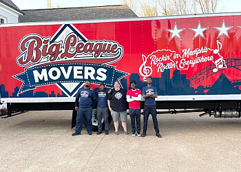Memphis moving company Big League Movers