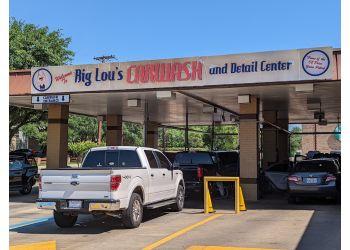 Dallas auto detailing service Big Lou's Car Wash
