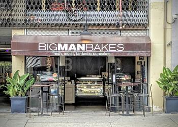 Los Angeles cake Big Man Bakes