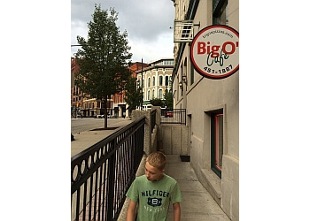 Grand Rapids pizza place Big O' Cafe