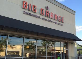 Little Rock american cuisine Big Orange