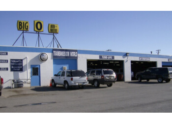 Anchorage car repair shop Big O's Automotive
