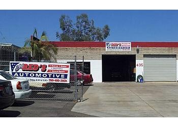 Escondido car repair shop Big Red's Automotive