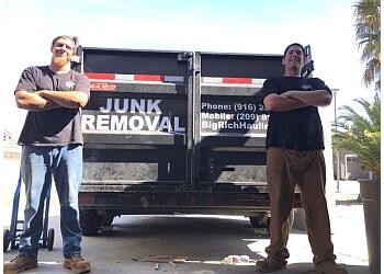Sacramento junk removal Big Rich Hauling