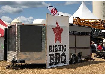 Sioux Falls food truck Big Rig BBQ