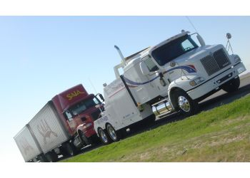 Bakersfield towing company Big Rig Service & Towing