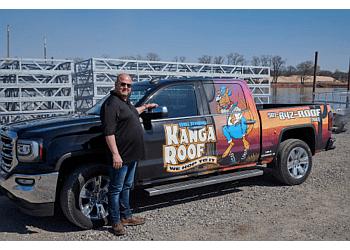 Little Rock roofing contractor Big Rock KangaROOF