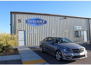 Tucson auto body shop Big Sky Collision Centers