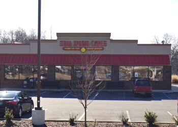 Huntsville cafe Big Spring Cafe
