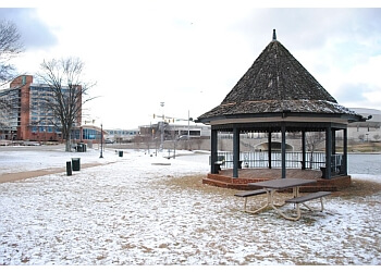 Huntsville public park Big Spring Park