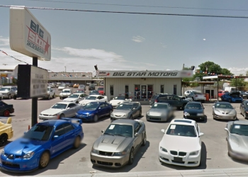 El Paso used car dealer Big Star Motors