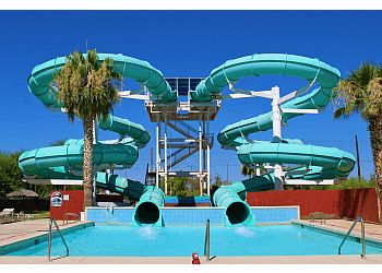 Tempe amusement park Big Surf Waterpark