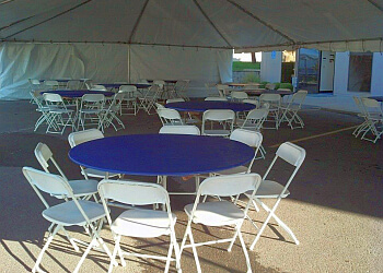 Kansas City event rental company Big T Tents