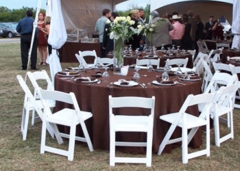 Garland rental company Big Time Party Rentals
