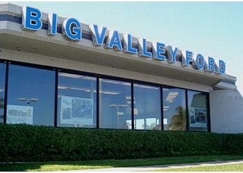 Stockton car dealership Big Valley Ford Lincoln