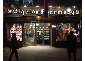 New York pharmacy C.O. BIGELOW
