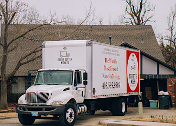 Oklahoma City moving company Bigger Better Movers