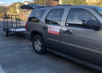 Henderson event rental company Bighorn Party Rentals