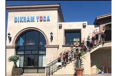 Huntington Beach yoga studio Bikram Yoga