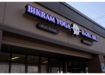 Vancouver yoga studio Bikram Yoga Hazel Dell