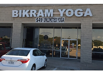 Arlington yoga studio Bikram Yoga North Texas