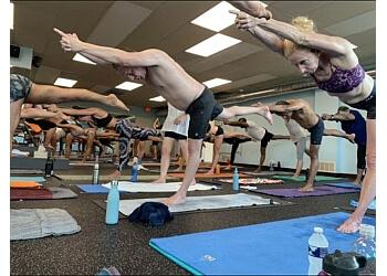 Alexandria yoga studio Bikram Yoga of Alexandria