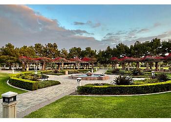 Irvine public park Bill Barber Memorial Park