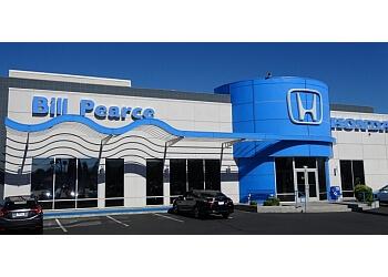 Reno car dealership BILL PEARCE COURTESY HONDA