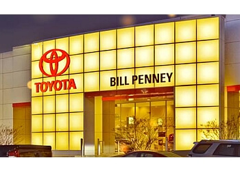 Huntsville Car Dealership Bill Penney Toyota
