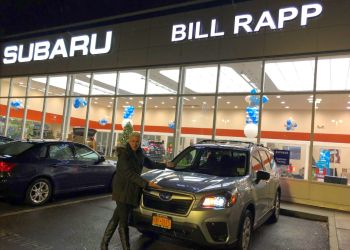 Syracuse car dealership Bill Rapp Buick GMC