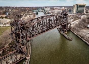 Joliet public park Billie Limacher Bicentennial Park