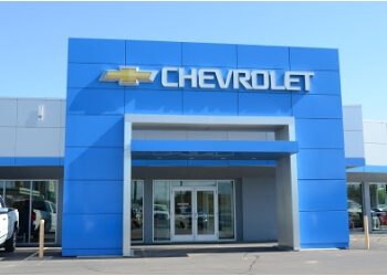 Sioux Falls car dealership Billion Auto - Chevrolet