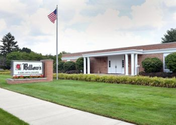 Akron funeral home Billow Fairlawn Chapel & Crematory